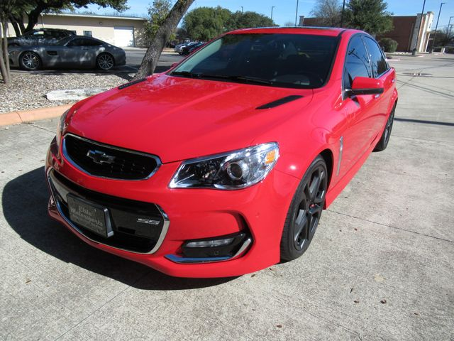 2017 Chevrolet SS Sedan Austin , Texas 1