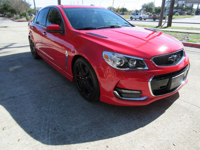 2017 Chevrolet SS Sedan Austin , Texas 4