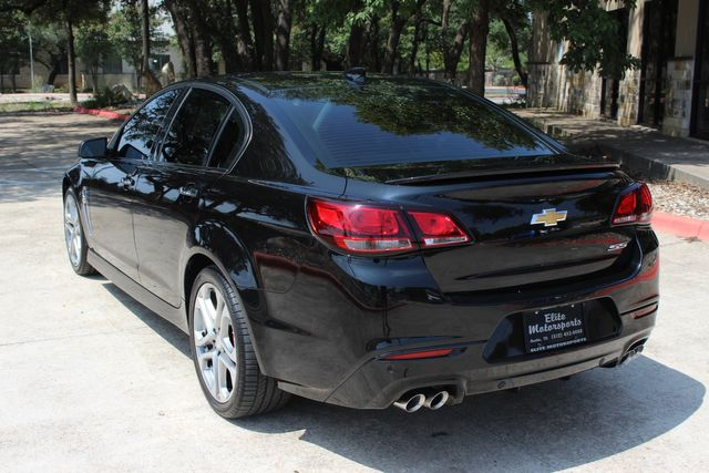 2017 Chevrolet SS Sedan in Austin, Texas 78726