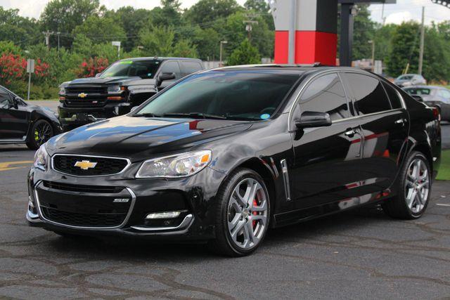 2017 Chevrolet SS Sedan RWD - NAVIGATION - SUNROOF - 6.2L V8 ENGINE! Mooresville , NC 27