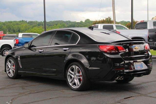 2017 Chevrolet SS Sedan RWD - NAVIGATION - SUNROOF - 6.2L V8 ENGINE! Mooresville , NC 29
