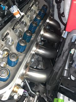 2017 Chevrolet SS Sedan VENGEANCE RACING KAOTIK CAM BUILD Shelbyville, TN 4