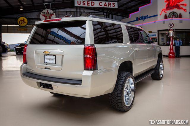 2017 Chevrolet Suburban LT 4X4 in Addison Texas, 75001