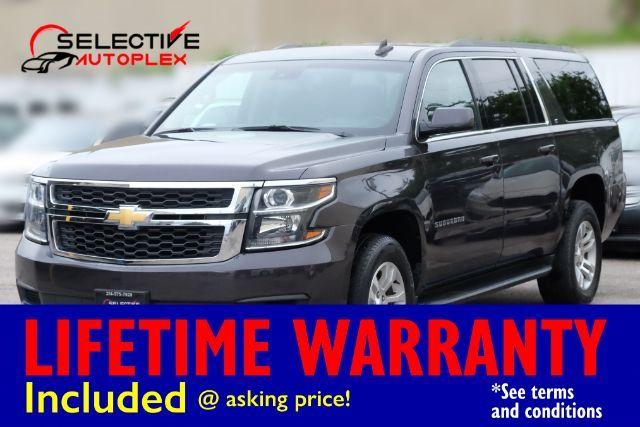 2017 Chevrolet Suburban LT in Addison, TX 75001