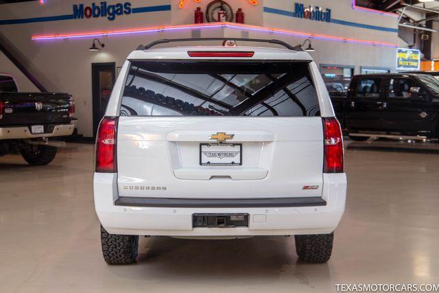2017 Chevrolet Suburban LT Z71 4x4 in Addison, Texas 75001