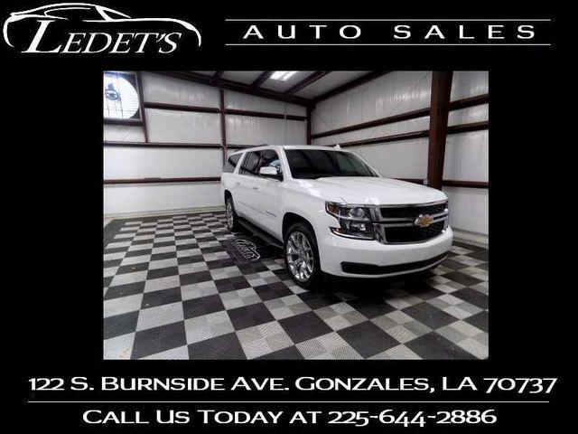 2017 Chevrolet Suburban LT - Ledet's Auto Sales Gonzales_state_zip in Gonzales