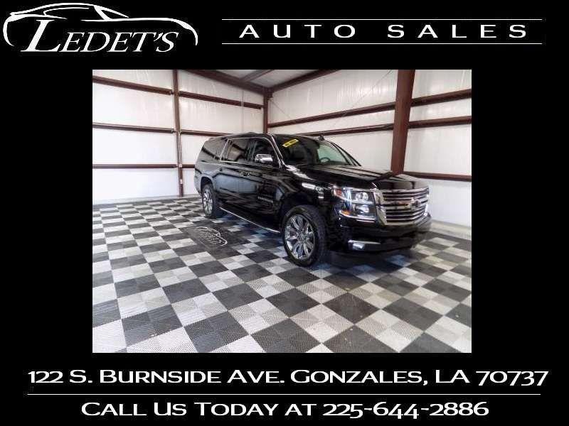 2017 Chevrolet Suburban Premier - Ledet's Auto Sales Gonzales_state_zip in Gonzales Louisiana