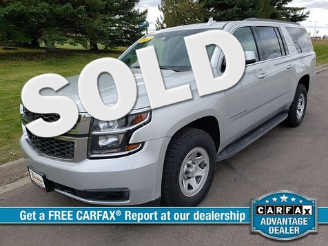 2017 Chevrolet Suburban 4d SUV 4WD in Great Falls, MT