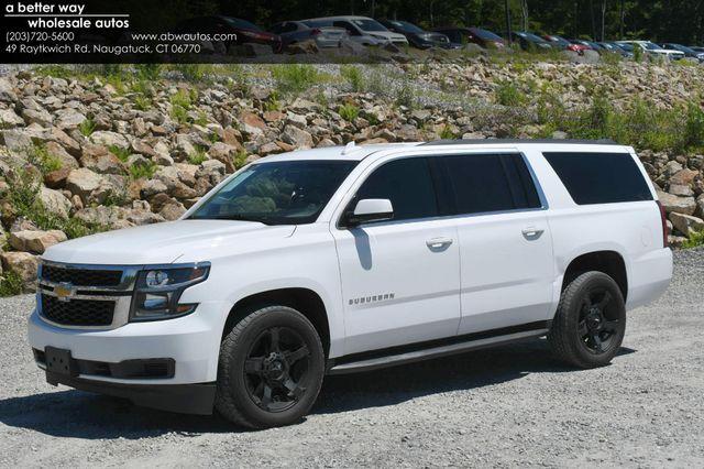 2017 Chevrolet Suburban 4WD Naugatuck, Connecticut