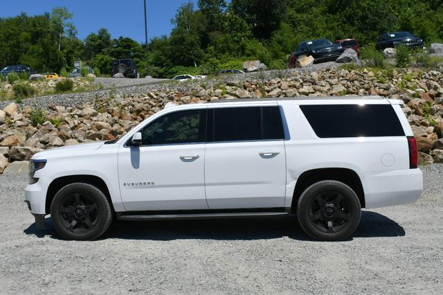2017 Chevrolet Suburban 4WD Naugatuck, Connecticut 3