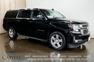 2017 Chevrolet Suburban Premier 4x4 Luxury SUV w/3rd Row Seats,, in Eau Claire, Wisconsin