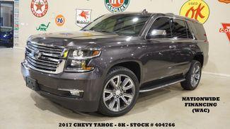 2017 Chevrolet Tahoe Premier RWD HUD,ROOF,NAV,REAR DVD,QUADS,22'S,8K in Carrollton TX, 75006