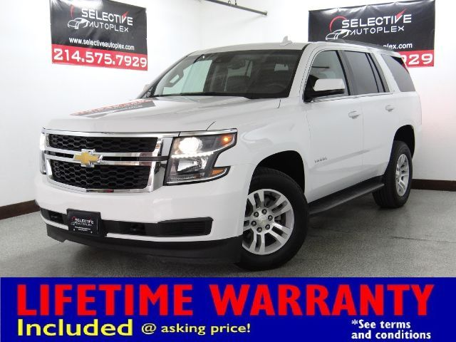 2017 Chevrolet Tahoe LT, NAV, REAR VIEW CAMERA, HEATED FRONT SEATS