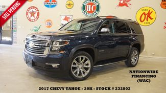2017 Chevrolet Tahoe Premier HUD,SUNROOF,NAV,REAR DVD,QUADS,22'S,20K in Carrollton, TX 75006