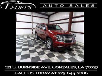 2017 Chevrolet Tahoe Premier - Ledet's Auto Sales Gonzales_state_zip in Gonzales