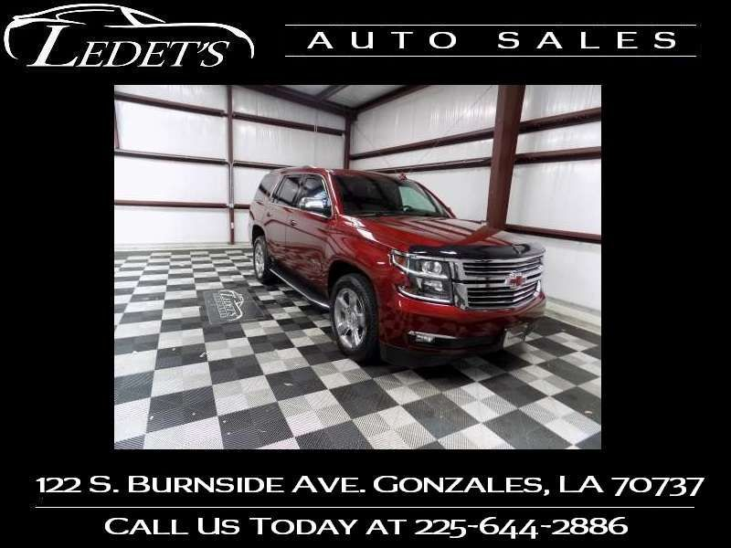 2017 Chevrolet Tahoe Premier - Ledet's Auto Sales Gonzales_state_zip in Gonzales Louisiana