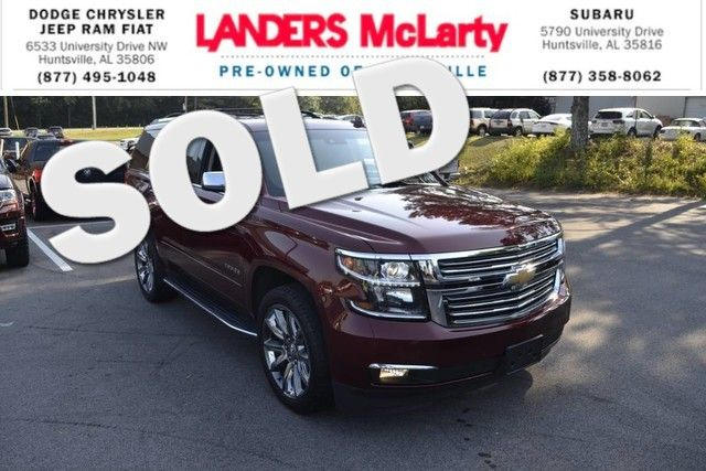 2017 Chevrolet Tahoe Premier | Huntsville, Alabama | Landers Mclarty DCJ & Subaru in  Alabama