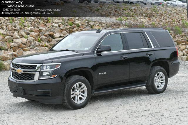 2017 Chevrolet Tahoe LT 4WD Naugatuck, Connecticut