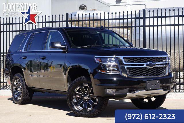 2017 Chevrolet Tahoe LT Warranty Clean Carfax Texas Edition