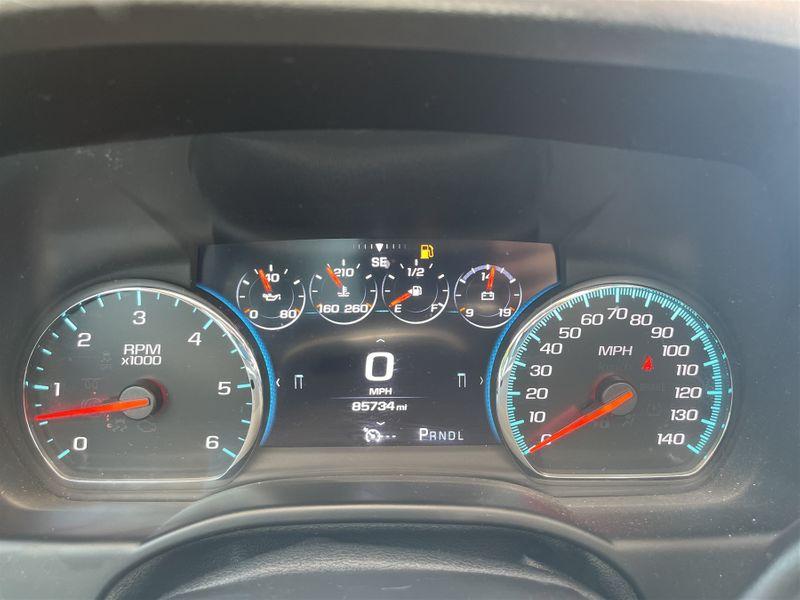 2017 Chevrolet Tahoe LT NAV LEATHER MOONROOF BLACK WHEELS REAR ENT NICE in Rowlett, Texas