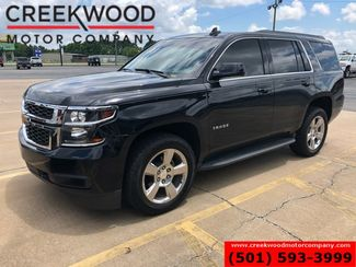 2017 Chevrolet Tahoe LT 4x4 Black Leather Htd Nav Chrome 20s New Tires in Searcy, AR 72143