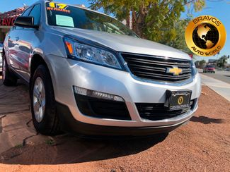2017 Chevrolet Traverse LS  city California  Bravos Auto World  in cathedral city, California