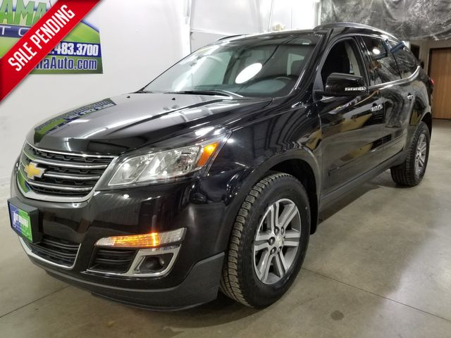 2017 Chevrolet Traverse LT2 AWD All Wheel Drive in Dickinson, ND 58601