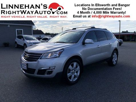 2017 Chevrolet Traverse LT in Bangor