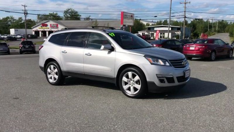 2017 Chevrolet Traverse LT  in Bangor, ME