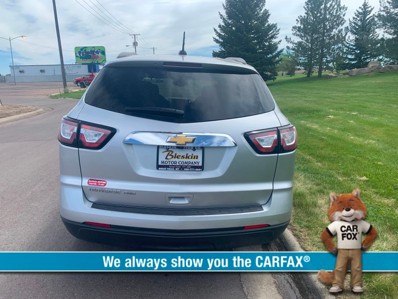 2017 Chevrolet Traverse LS  city MT  Bleskin Motor Company   in Great Falls, MT