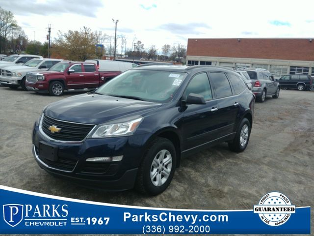 2017 Chevrolet Traverse LS in Kernersville, NC 27284