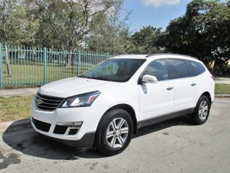 2017 Chevrolet Traverse LT Miami, Florida