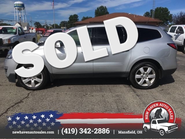 2017 Chevrolet Traverse LT AWD in Mansfield, OH 44903