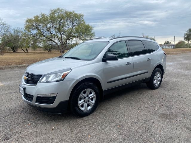 2017 Chevrolet Traverse LS in San Antonio, TX 78237