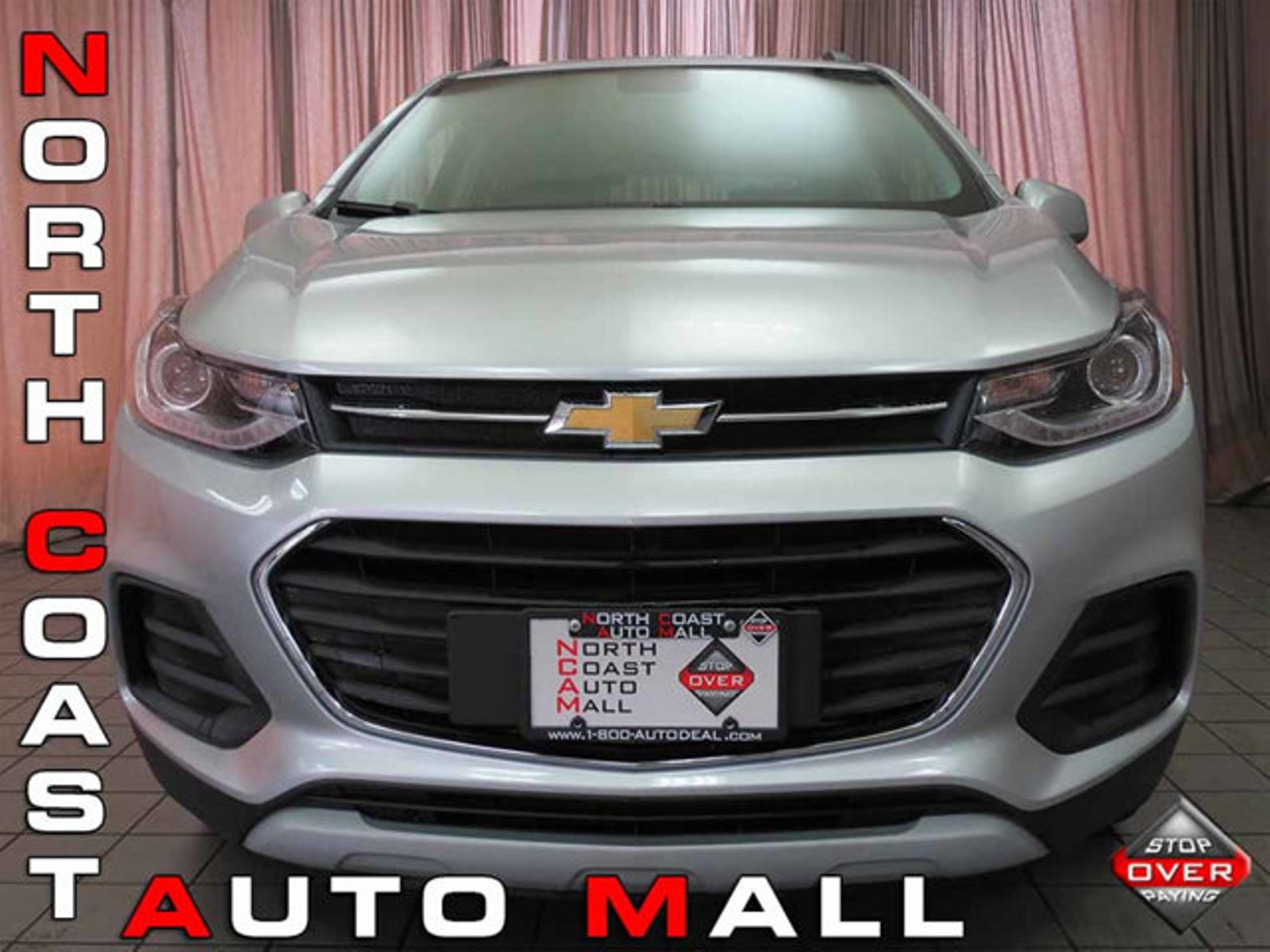 2017 chevrolet trax lt city oh north coast auto mall of akron. Black Bedroom Furniture Sets. Home Design Ideas