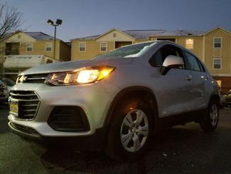 2017 Chevrolet Trax LS | Champaign, Illinois | The Auto Mall of Champaign in Champaign Illinois