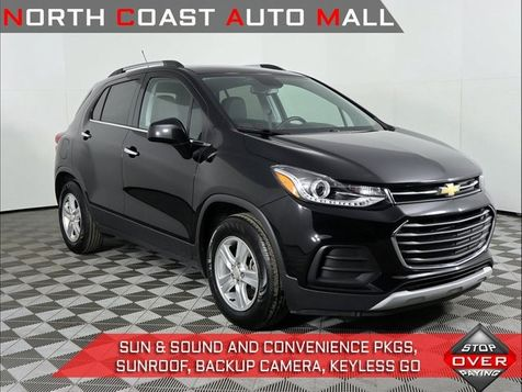 2017 Chevrolet Trax LT in Cleveland, Ohio