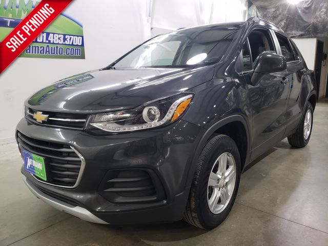 2017 Chevrolet Trax LT AWD All Wheel Drive