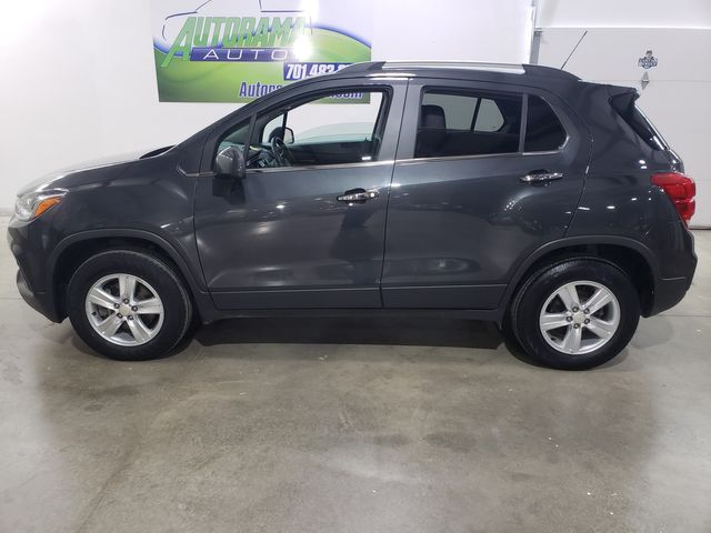 2017 Chevrolet Trax LT AWD All Wheel Drive in Dickinson, ND 58601