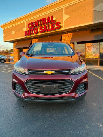 2017 Chevrolet Trax LS | Hot Springs, AR | Central Auto Sales in Hot Springs, AR