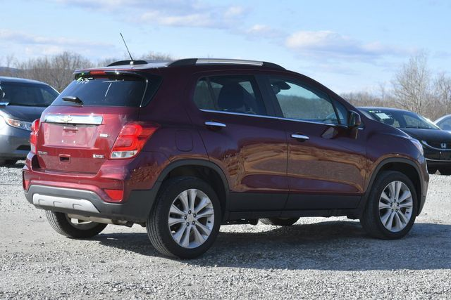 2017 Chevrolet Trax Premier Naugatuck, Connecticut 4