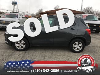 2017 Chevrolet Trax LT 4x4 in Mansfield, OH 44903