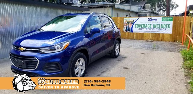 2017 Chevrolet Trax LT in San Antonio, TX 78229