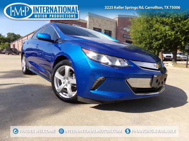 2017 Chevrolet Volt LT ONE OWNER in Carrollton, TX 75006