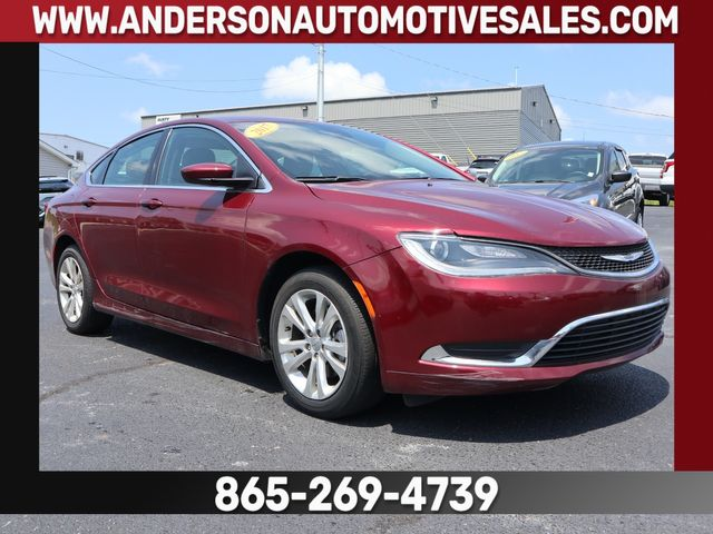 2017 Chrysler 200 Limited Platinum in Clinton, TN 37716