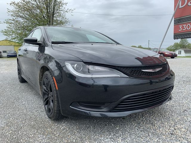 2017 Chrysler 200 Touring in Dalton, OH 44618