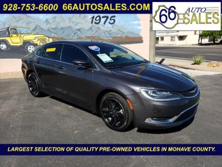 2017 Chrysler 200 Limited Platinum in Kingman, Arizona 86401