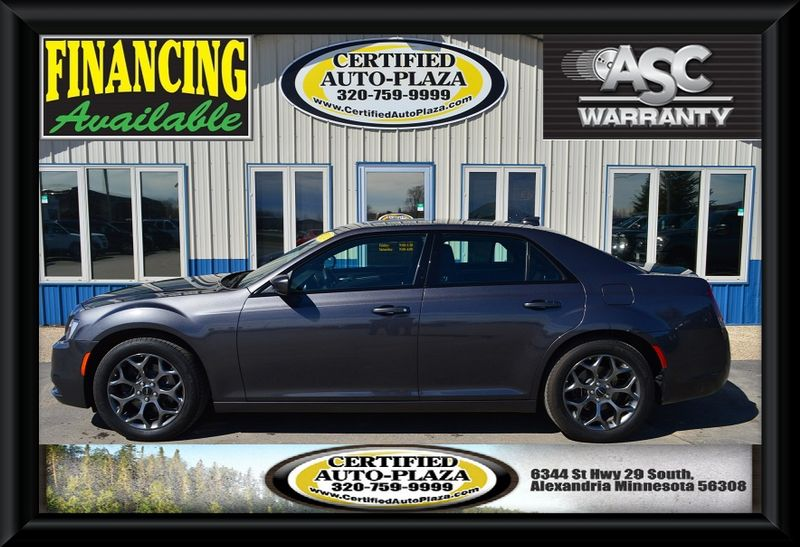 2017 Chrysler 300 300S AWD in Alexandria Minnesota