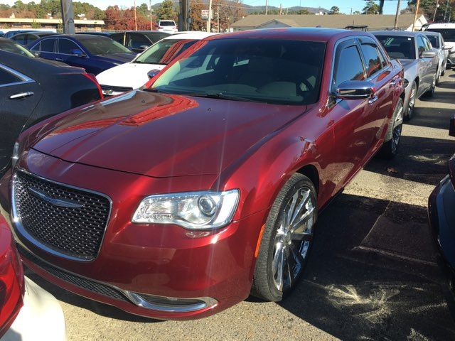 2017 Chrysler 300 C - John Gibson Auto Sales Hot Springs in Hot Springs Arkansas