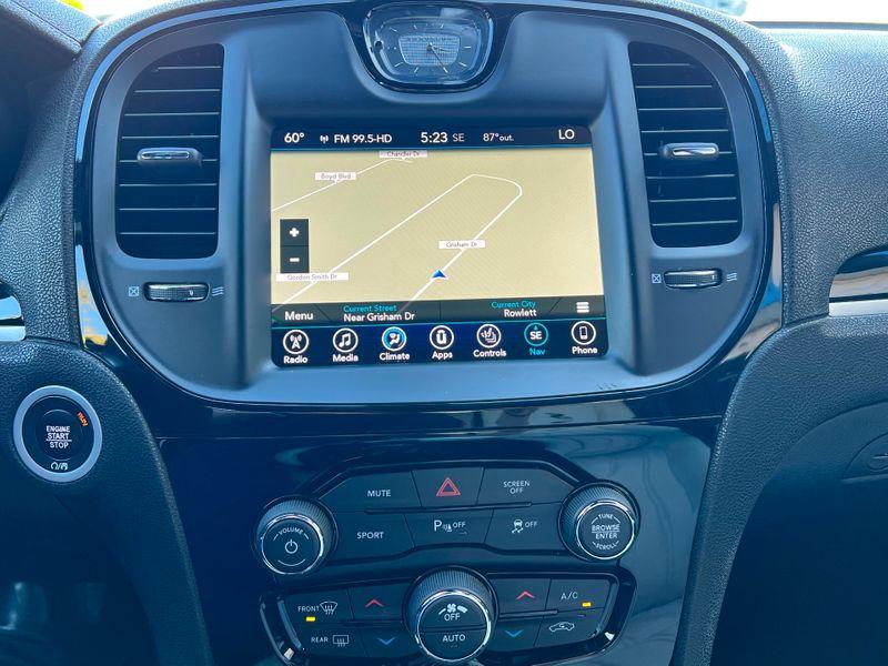 2017 Chrysler 300 3.6L V6 300S Premium Group Navigation Clean Carfax in Rowlett, Texas